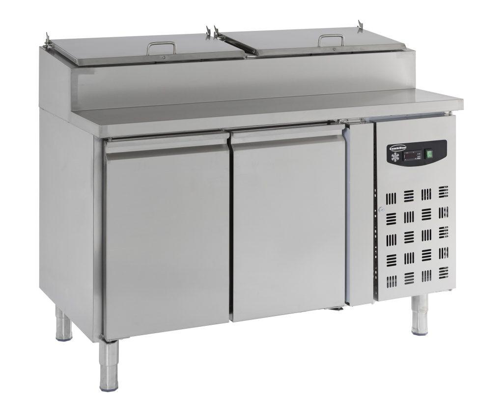 Combisteel SALADETTE 2 DEUREN 6×1/3GN PAN CS-7450.0102