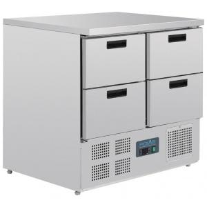 Polar G-serie koelwerkbank 4 laden 240L GA-U638